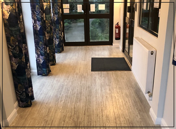 Amtico Floor Fitting Service