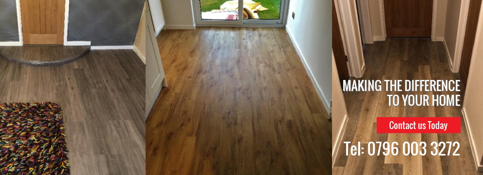 PJB Hardfloors provide floor fitting