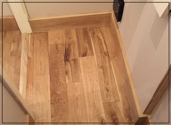 Soid Wood Floor Fitting Service