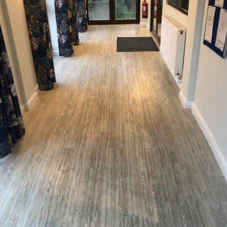 Amtico - Floor Fitting