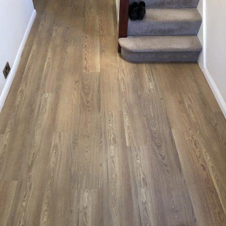 Amtico Floor Fitting