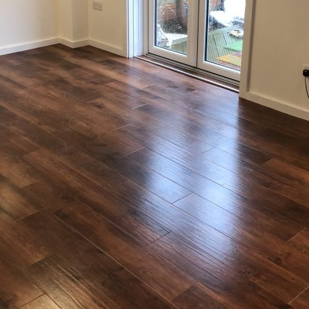 Karndean Floor Fitting - Kingshill