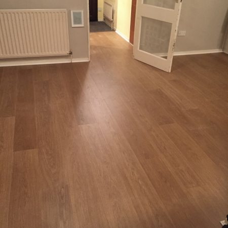 Quick Step Laminate Floor Fitting