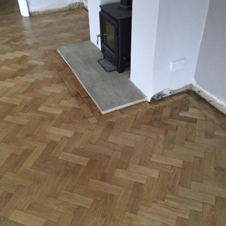 Wood Floors Fitting